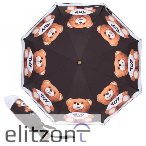 фирменные зонты москино, женские