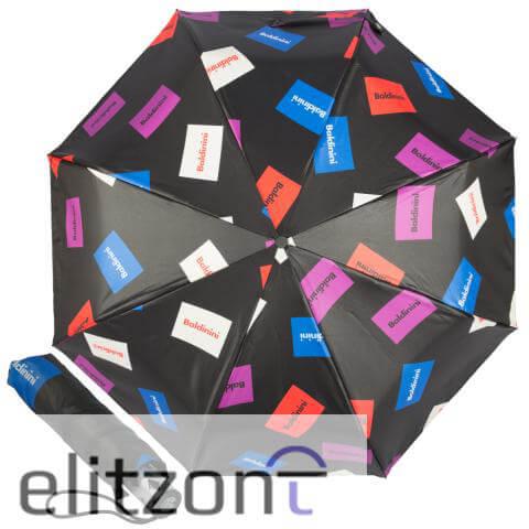 Складные женские зонты Baldinini в Москве, прочные, элитные зонты, брендовые зонты, полный автомат