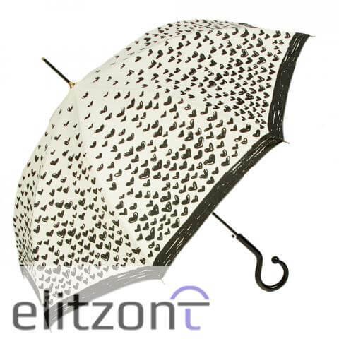 зонт трость женский стильный, летний