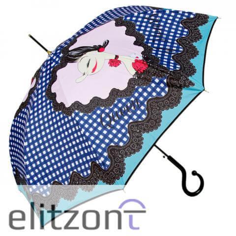 оригинальный женский зонт, купить