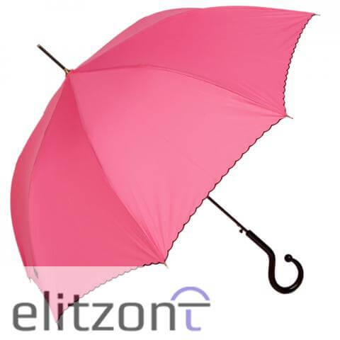 яркий летний зонт трость, женский