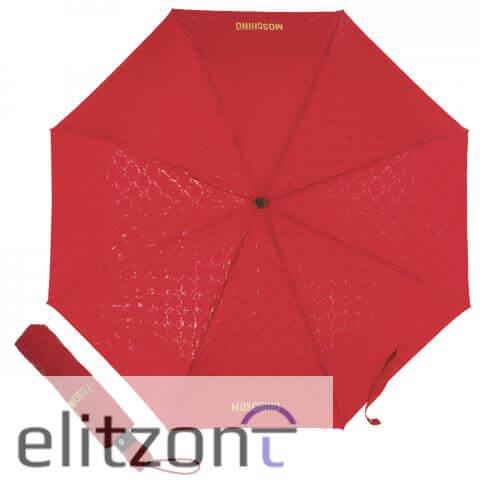 зонты женские складные, красный
