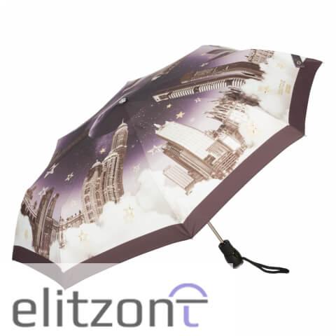 зонт складной, надежный, москино