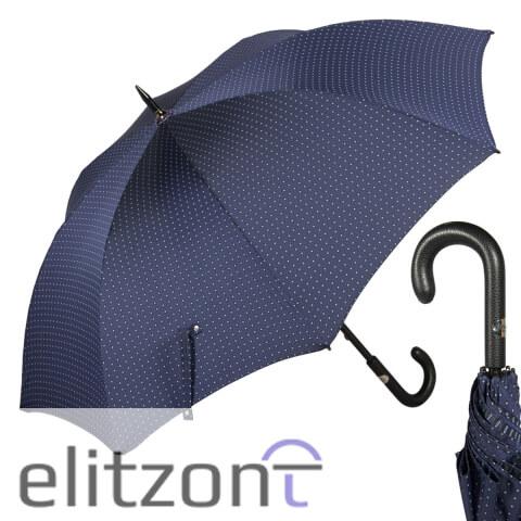 Зонт-трость Pasotti Esperto Classic Dandy Blu