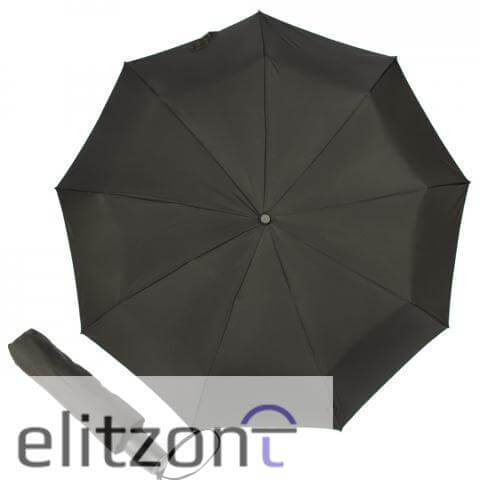 Зонт складной M&P C2717-OC Pelle Black