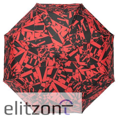 красный складной зонт Ferre, женский, оригинальный подарок