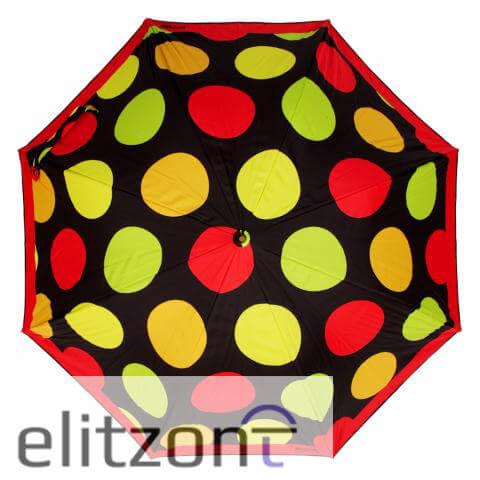 летний зонт трость, Moschino