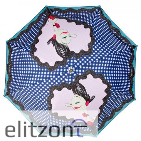 зонт трость женский, фирменный