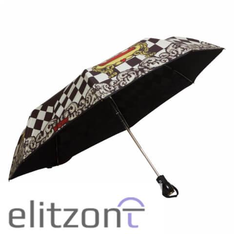 зонт москино купить, складной