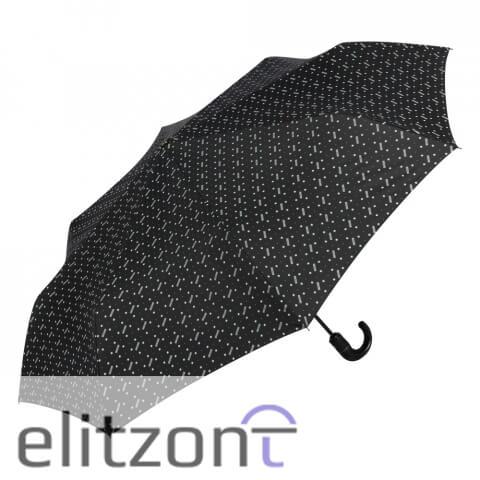 складной мужской зонт, автоматический