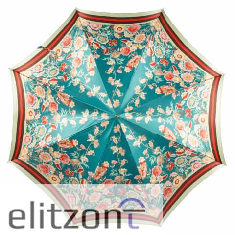 Зонт-трость Pasotti Uno Sudario Biruza