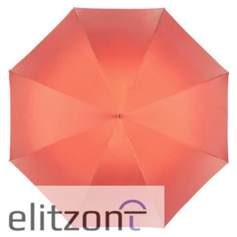 Зонт-трость Pasotti Coral Calendula Oro