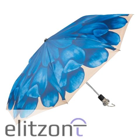 Зонт складной Pasotti Auto Georgin Blu LUX