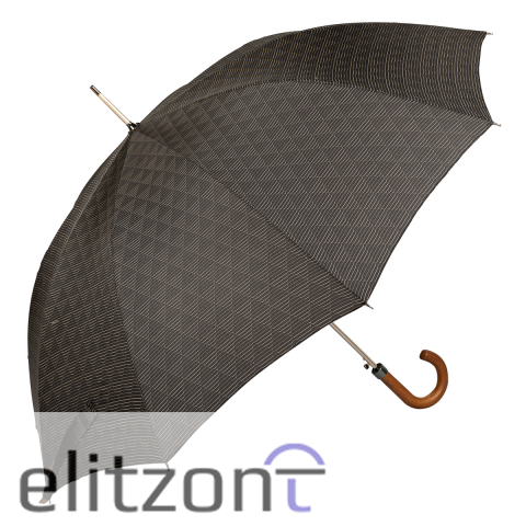 Зонт-трость M&P C176-LA Legno Diamond Strips