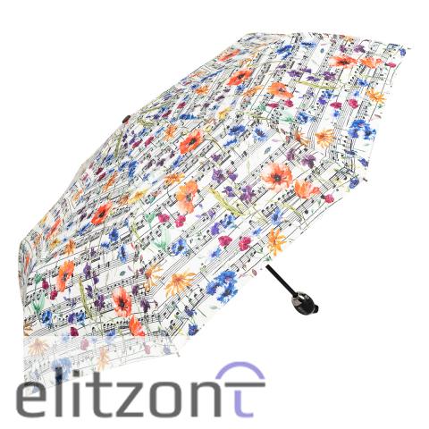 Зонт складной EMME M503-OC Music & Flowers