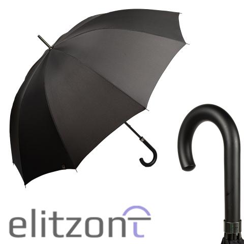 Зонт-трость M&P C1743 Man Black Long