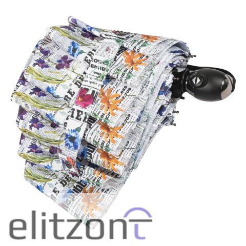 Зонт складной EMME M501-OC News Flowers