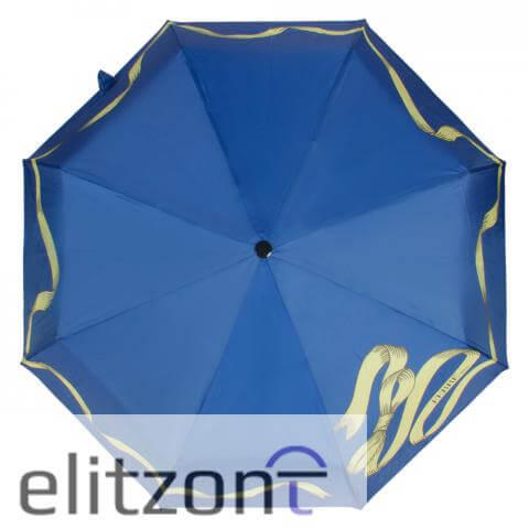 Оригинальный подарок для девушки, складной зонтик Ferre, полный автомат, прочный