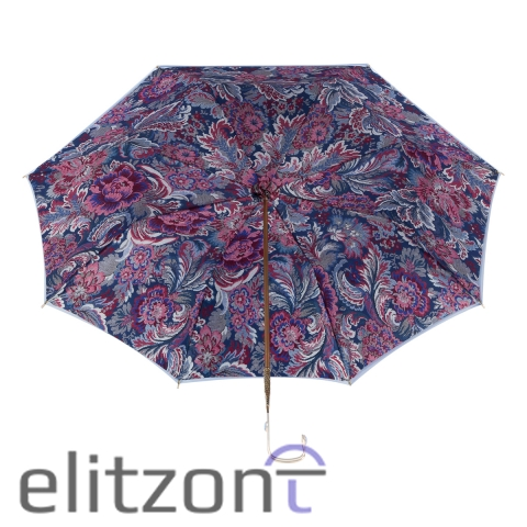Зонт-трость Pasotti Sky Melange Duo Oro