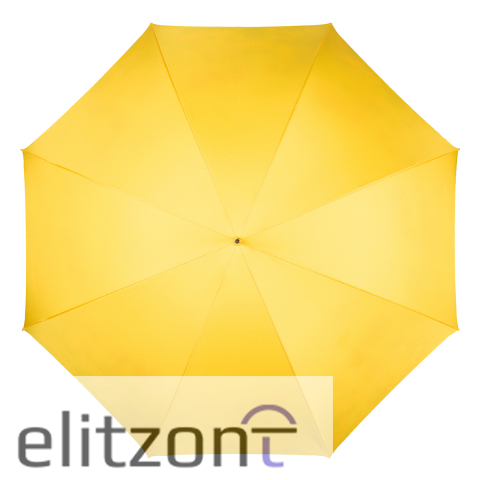 Зонт-трость Pasotti Yellow Oasi Sfera