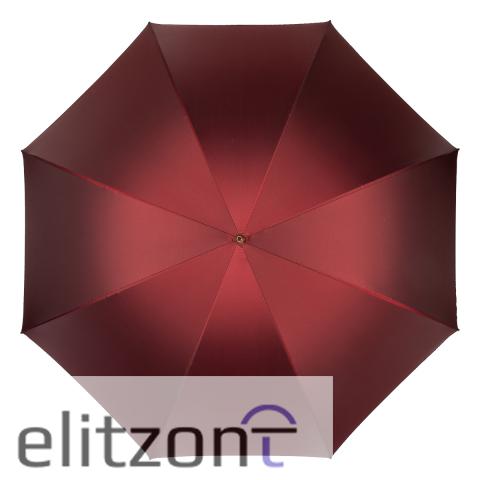 Зонт-трость Pasotti Bordo Omeria Plastica Fiore
