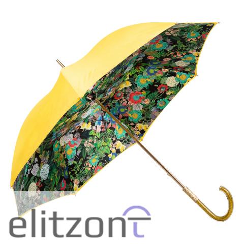 Зонт-трость Pasotti Giallo Radura Plastica