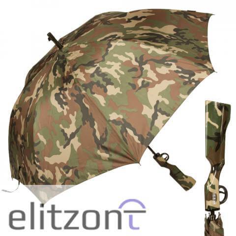 Зонт-трость ружье Emme 378-LA Gun