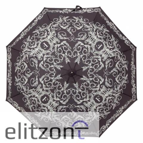 Оригинальный зонт-трость ферре, женский, удобный. полуавтомат, стильный, доставка по всей Москве