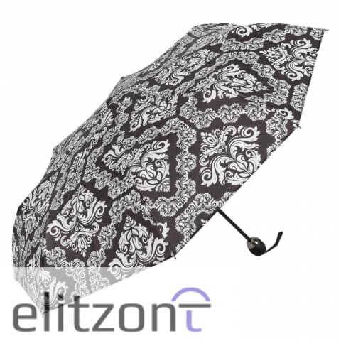 Фирменный зонт Ферре, стильный женский складной, автоматический, компактный купить в официальном магазине в Москве