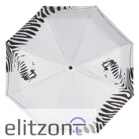Фирменный зонт Ferre, женский складной, зонтик на лето, светлый, стильный, полный автомат