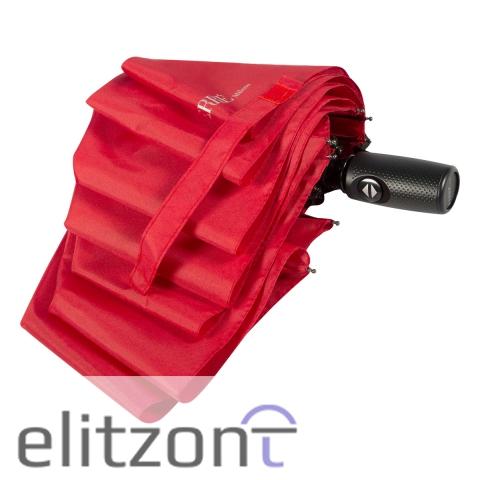 купить красный зонт -женский -легкий -автомат