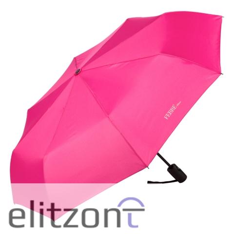 брендовый женский зонт -складной -автомат