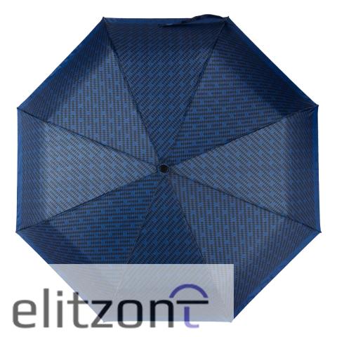 Складной зонт Ferre мужской, полный автомат, система антиветер