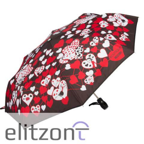 женский складной зонт, автомат, полный, купить