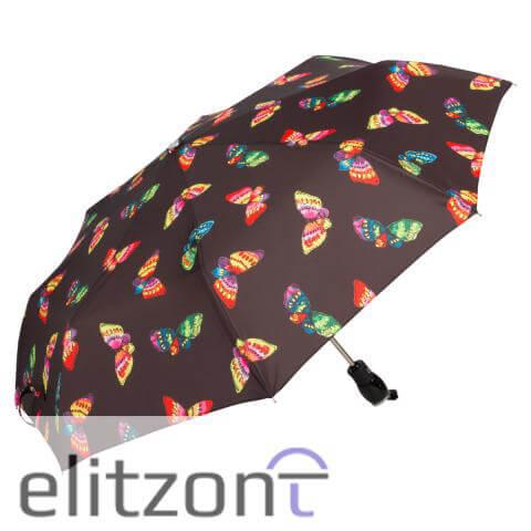зонт женский, складной, автомат, полный
