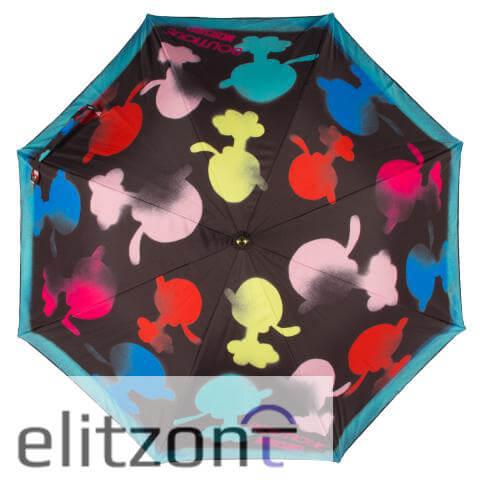 полуавтомат, женский зонт трость
