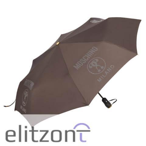 красивый женский зонт, москино, купить в москве