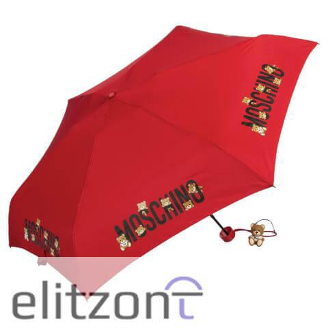 компактный женский зонт, фирменный