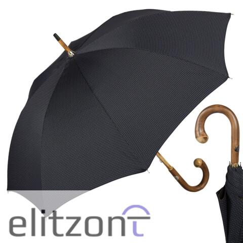 Зонт-трость Pasotti Chestnut Punto Blu