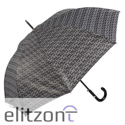 Мужской зонт-трость Baldinini, прочный надежный зонт для мужчины, оригинальный подарок