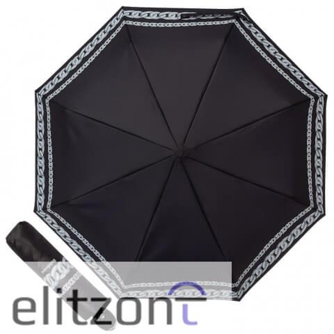 Стильный женский зонтик Baldinini, оригинальный подарок для девушки, полный автомат, легкий, компактный