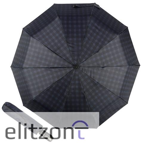 Элитный подарок мужчине зонт Ferre, полны автомат, складной, качественный