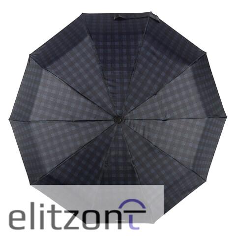 Оригинальные мужские зонты Ferre, полный автомат, надежный, система антиветер, купить в Москве
