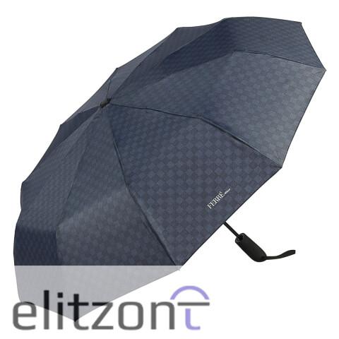 Брендовый зонт ферре, складной, полный автомат, система антиветер