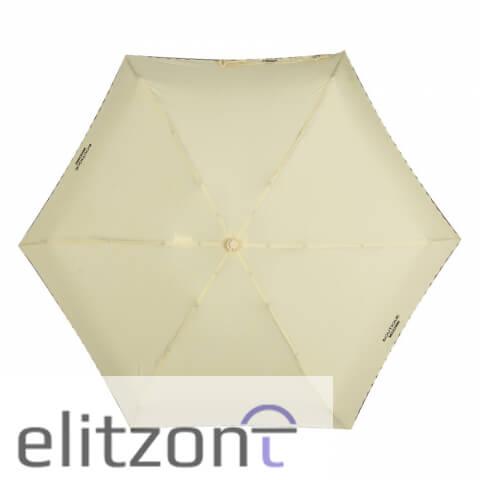 светлый, однотонный зонт, оригинал москино