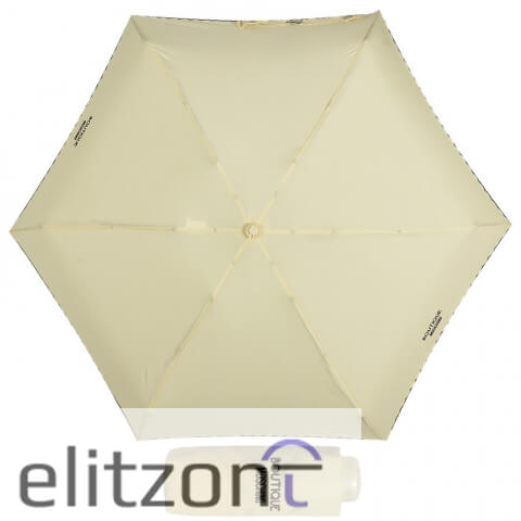 светлый легкий зонт, летний
