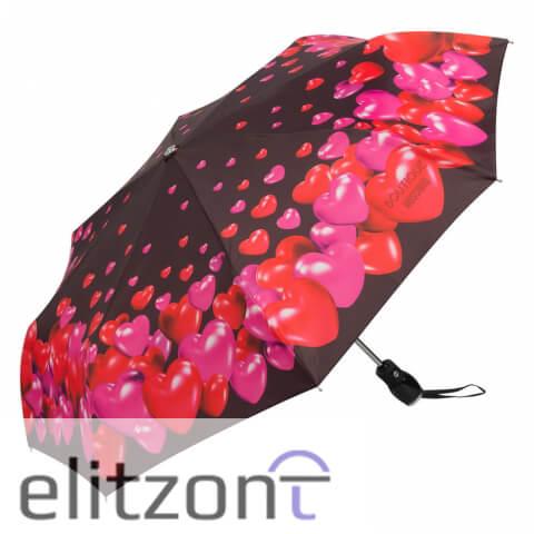 зонты женские, надежные, москино