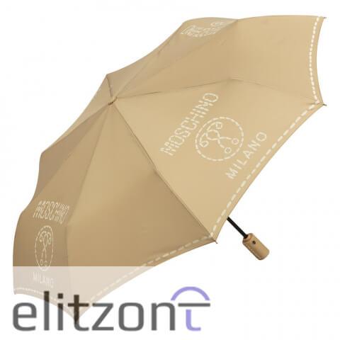 однотонный стильный зонт купить