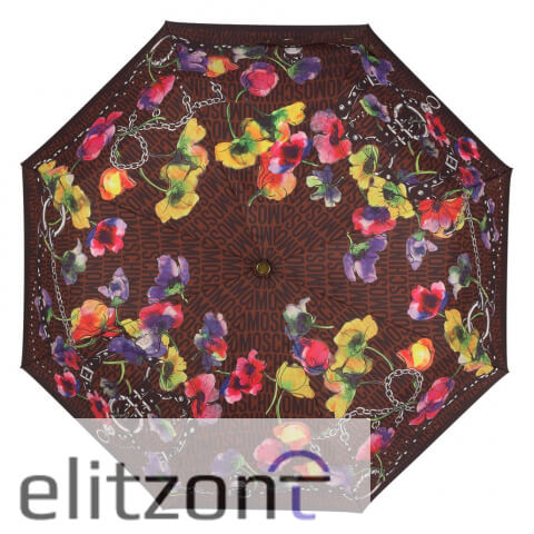 стильный, летний зонт москино, купить