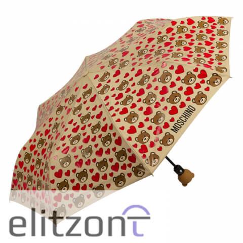 купить женский зонт, летний зонт от солнца, яркий, стильный, автоматический